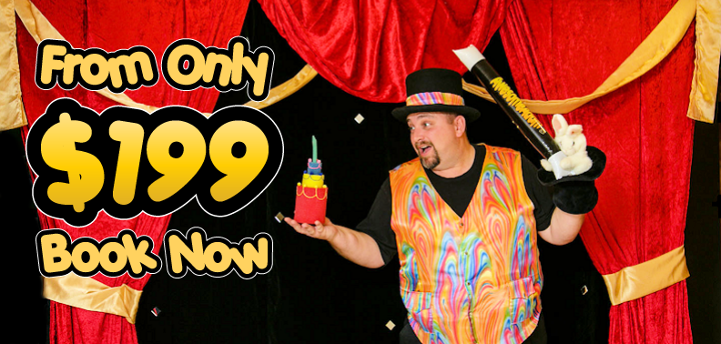 Magic shows from $199